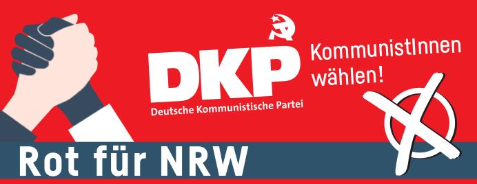 DKP in NRW: kurzes Sofortprogramm.